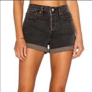 ✨ Levi's Wedgie Fit High-waisted Jean Shorts ✨